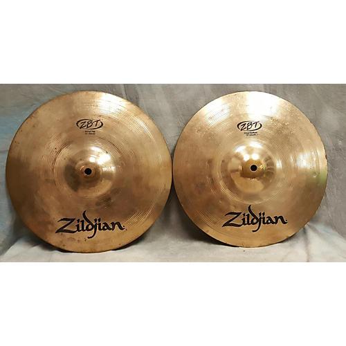 Zildjian 13in ZBT Hi Hat Pair Cymbal-thumbnail