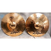 13in ZBT Hi Hat Pair Cymbal