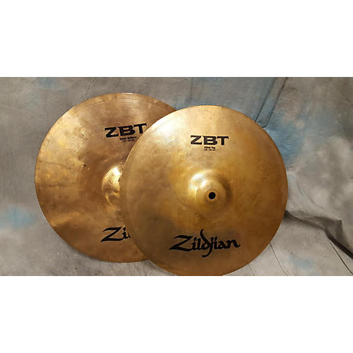 Zildjian 13in ZBT Hi Hat Pair Cymbal  31
