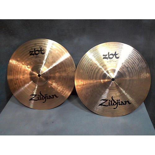 Zildjian 13in ZBT Hi Hat Pair Cymbal