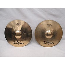 Zildjian 13in ZBT Hi Hat Pair Cymbal
