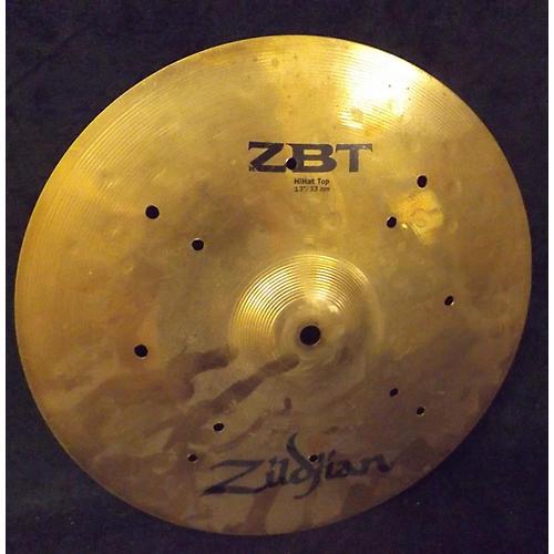 Zildjian 13in ZBT Hi Hat Top Cymbal