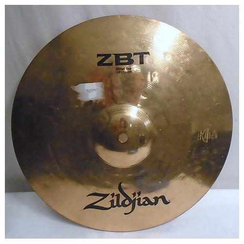 Zildjian 13in ZBT Plus Rock Hi Hats Pair Cymbal