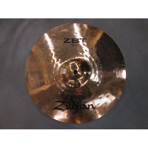 Zildjian 13in ZBT Plus Rock Hi Hats Top Cymbal-thumbnail