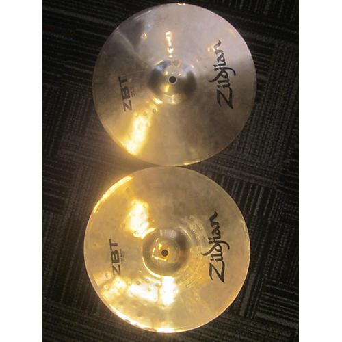 Zildjian 13in ZBT Rock Hi Hat Pair Cymbal-thumbnail