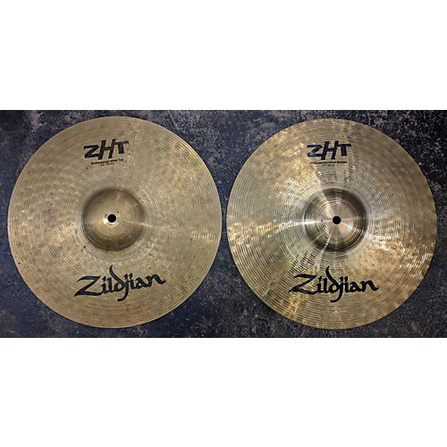 Zildjian 13in ZHT Hi Hat Pair Cymbal