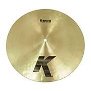 "Zildjian 14"" K Custom Dark Hi-Hat Bottom Cymbal"
