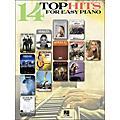 Hal Leonard 14 Top Hits for Easy Piano 2010 Edition-thumbnail