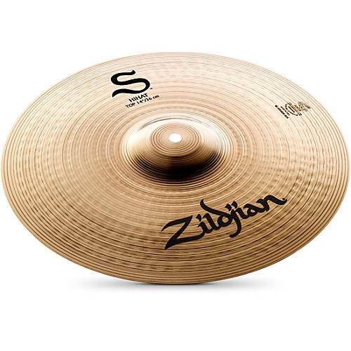 Zildjian 14 in. S Family Hi-Hat Top 14 in.