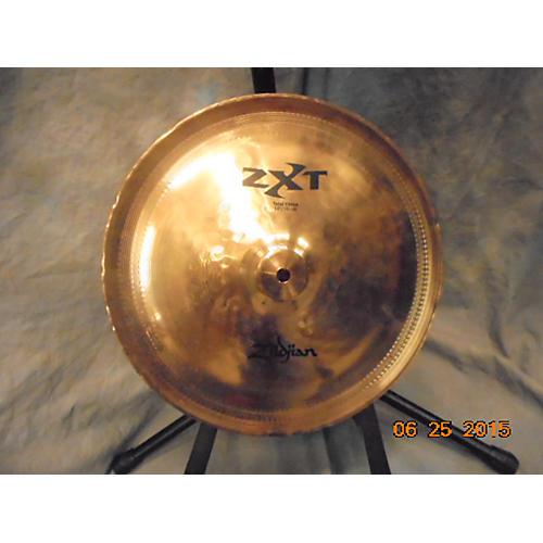 Zildjian 14.25in ZXT Total China Cymbal