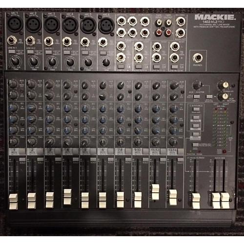 Mackie 1402VLZ PRO Unpowered Mixer-thumbnail