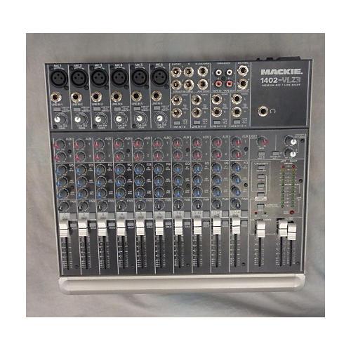 Mackie 1402VLZ3 Unpowered Mixer-thumbnail