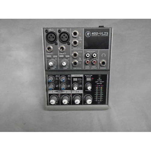 Mackie 1402VLZ3 Unpowered Mixer