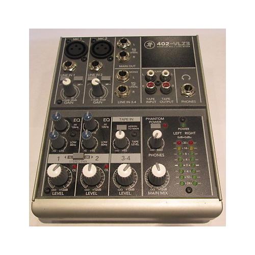 Mackie 1402VLZ3 Unpowered Mixer