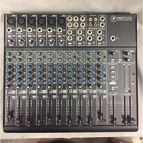 Mackie 1402VLZ4 Unpowered Mixer-thumbnail