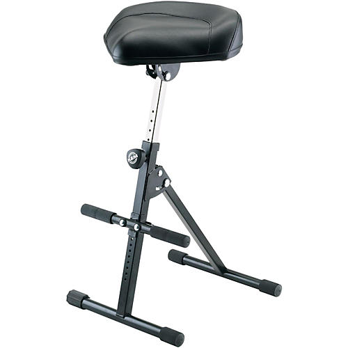 K&M 14045.000.55 Multi Purpose Playing Stool Leather-thumbnail