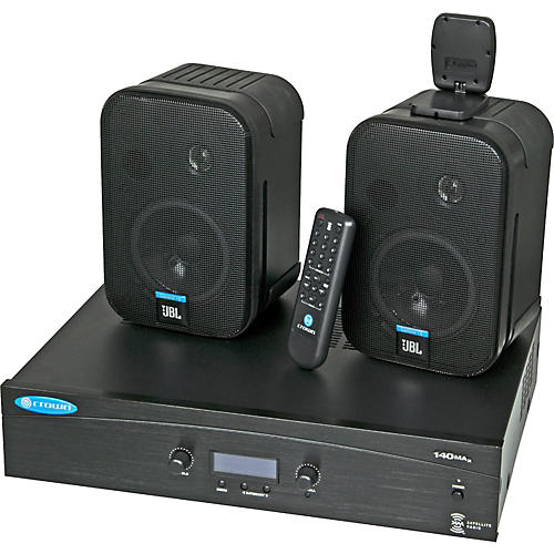 Crown 140MAx PACK with JBL Control Speakers-thumbnail