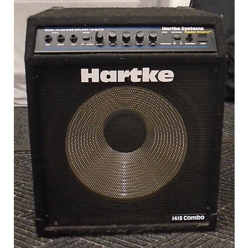 used hartke 1415 combo bass combo amp guitar center. Black Bedroom Furniture Sets. Home Design Ideas