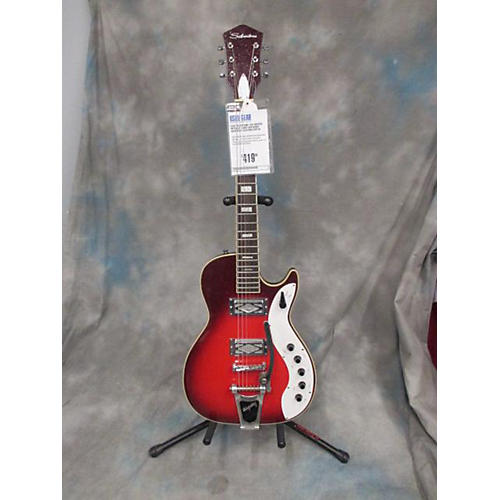 Silvertone 1423 Reissue Solid Body Electric Guitar
