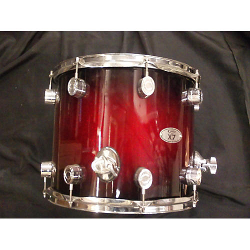 Used pdp by dw 14x12 x7 floor tom drum guitar center for 14x12 floor tom