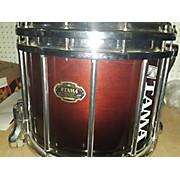 Tama Marching 14X14 Bubinga/birch Snare Drum