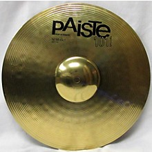 Paiste 14in 101 SPECIAL Cymbal