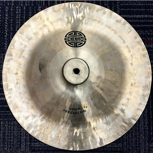 In Store Used 14in 14 China Cymbal