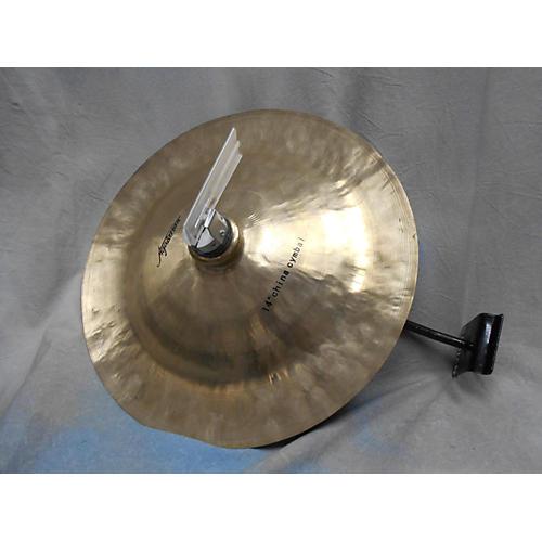 Agazarian 14in 14 China Type Cymbal