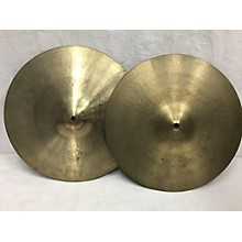 Tosco 14in 14 Inch Hihats Cymbal