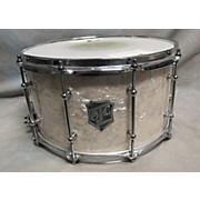 SJC Drums 14in 14x8 Maple Aged White Pearl Drum