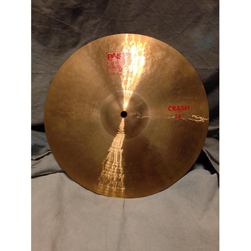 Paiste 14in 2002 Crash Cymbal