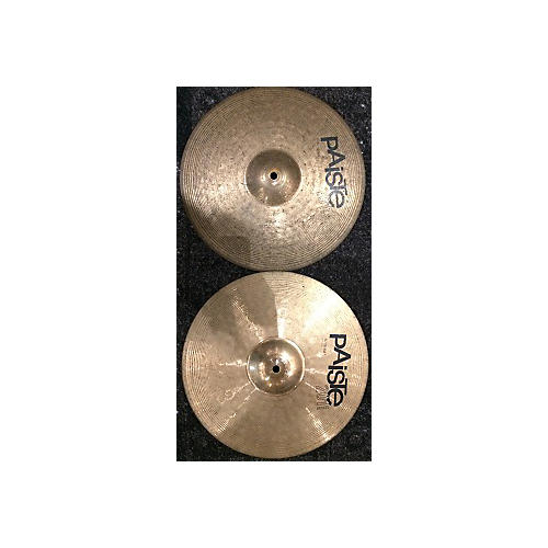 Paiste 14in 201 Bronze Cymbal-thumbnail