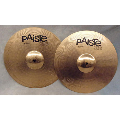 Paiste 14in 201 Cymbal-thumbnail