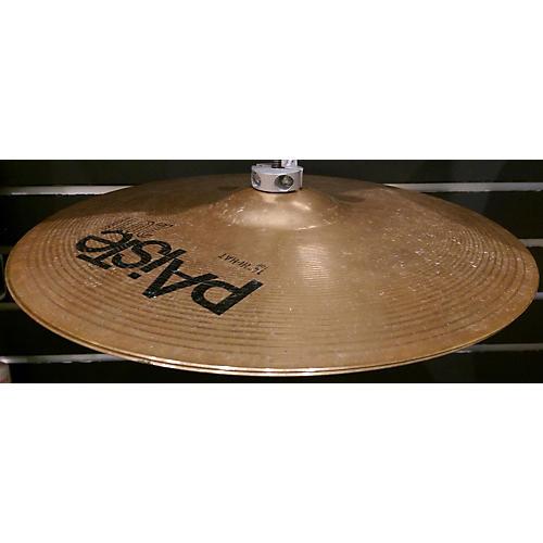 Paiste 14in 201 Hi-Hat Pair Cymbal