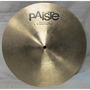 Paiste 14in 2K2 Prototype Hi Hat Pair Cymbal