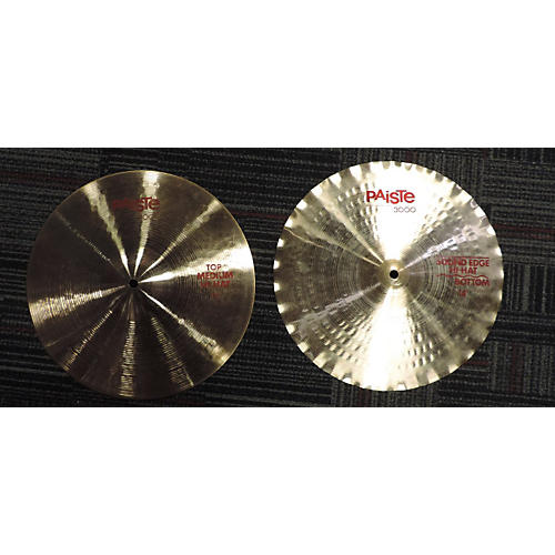 Paiste 14in 3000 Sound Edge Cymbal