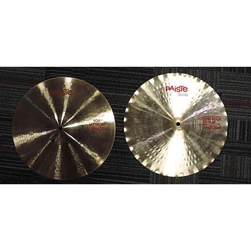 Paiste 14in 3000 Sound Edge Cymbal-thumbnail