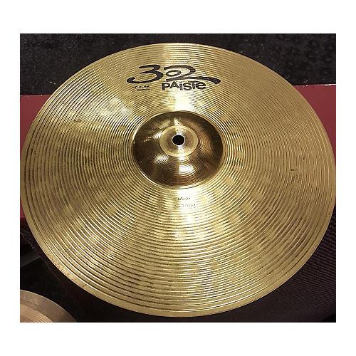 Paiste 14in 302 Hi Hat Bottom Cymbal  33