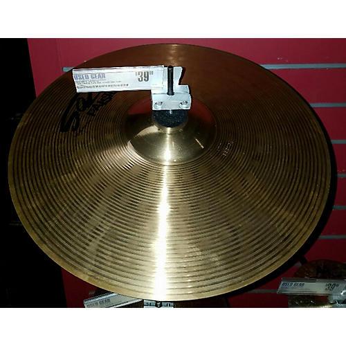 Paiste 14in 502 Hi Hat Pair Cymbal-thumbnail