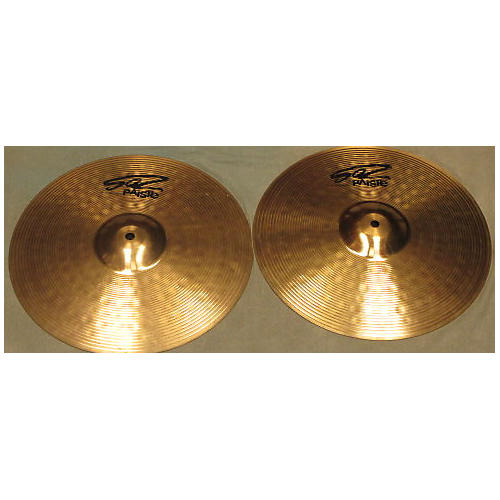 Paiste 14in 502 Hi Hat Pair Cymbal