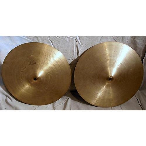Zildjian 14in 60's A Series Hihat Pair Cymbal