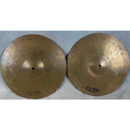 CB Percussion 14in 700 Cymbal-thumbnail