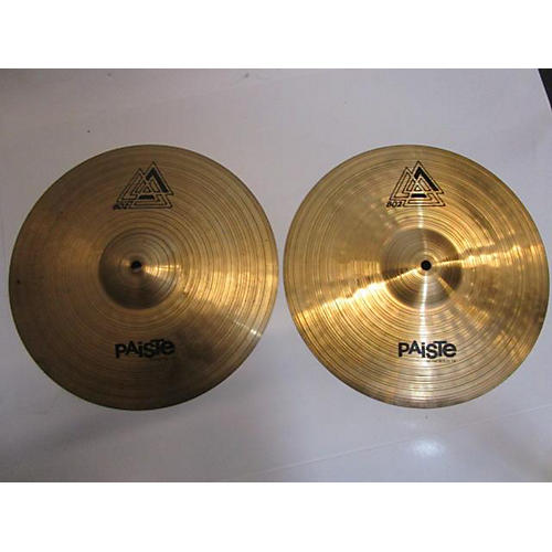 used paiste 14in 802 cymbal guitar center. Black Bedroom Furniture Sets. Home Design Ideas