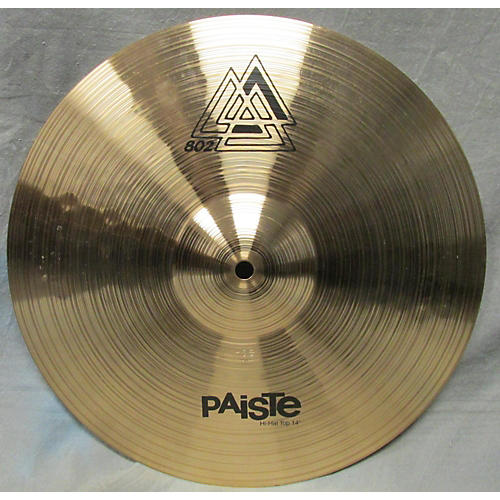 Paiste 14in 802 HIHATS Cymbal-thumbnail