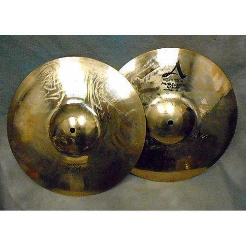 Zildjian 14in A CUSTOM PROJECTION HI HAT Cymbal