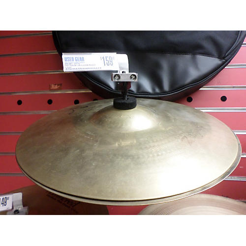 Zildjian 14in A CUSTOM PROJECTION HIHAT Cymbal-thumbnail