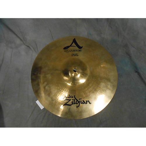 Zildjian 14in A Custom Crash Cymbal  33