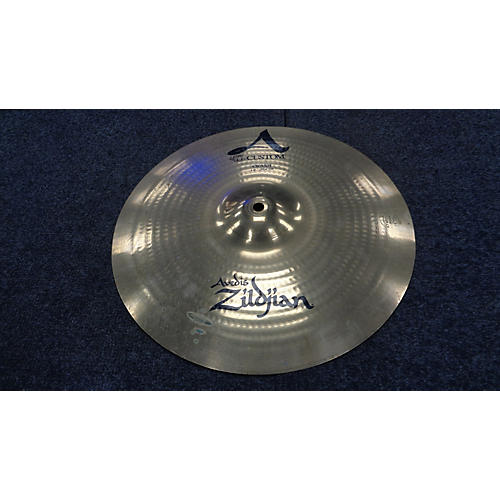 Zildjian 14in A Custom Crash Cymbal-thumbnail