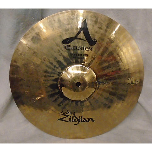 Zildjian 14in A Custom Fast Crash Cymbal