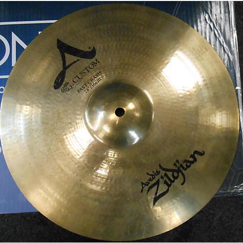 Zildjian 14in A Custom Fast Crash Cymbal-thumbnail